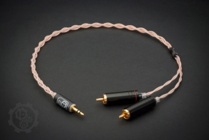 FAW Copper Series RCA/XLR to Jack